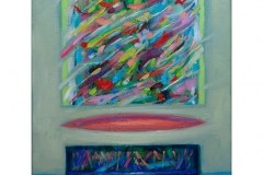 The four seasons - Spring 30 x 45 cm